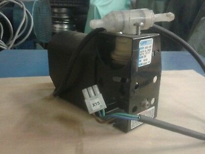 AGFA Developer /Fixer Recirculation Pump