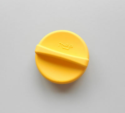 Yellow Oil Filler Cap for Opel VAUXHALL Tigra Twintop 2004-2009 0650090 Car Parts Other Engines & Engine Parts