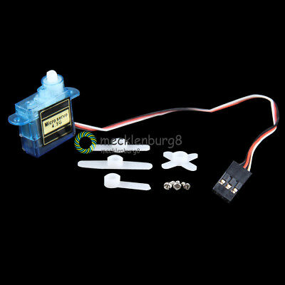 4.3g MiNi Micro Servo For Control Aeromodelling Aircraft Flight Direction M