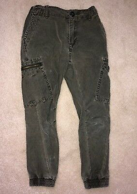 Boys Industries Cargo Chinos, Size 6