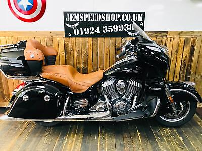 INDIAN ROADMASTER CRUISER 2016 finance this bike from £372 per month
