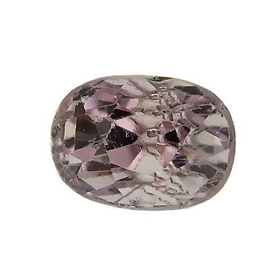 Antique Purplish Pink sapphire unheated 1.11ct Genuine Loose Gemstones NR