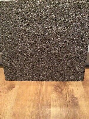 Carpet Tiles Interface Mixed  Brown  Heavy Duty