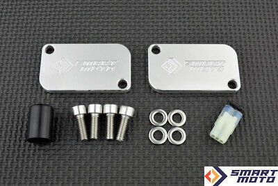 SAS Removal kit eliminator with block off plates KTM RC8 RC8R 1190 all years