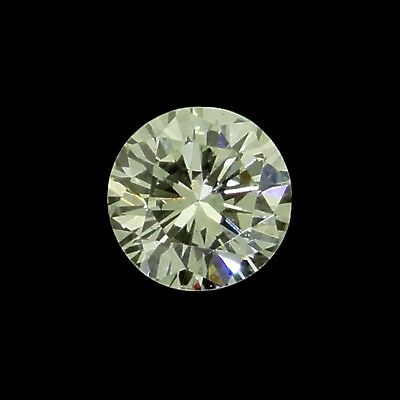round brilliant natural diamond K VVS2 0.15ct Genuine Loose Diamonds NR