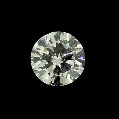 round brilliant natural diamond G VS2 0.15ct Genuine Loose Diamonds NR