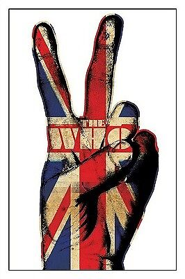 Poster 61x91.5cm - The Who