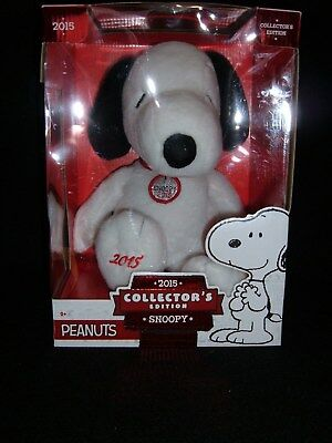 Snoopy Plush Collector's Edition - 2015 - NRFB!!