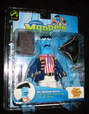 Palisades Toys  - The Muppet Show - Mr.Samuel Arrow