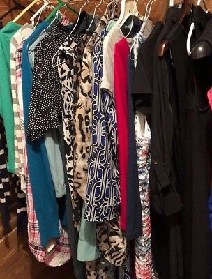 LOT of BRAND NAME Maternity SUMMER Clothes SIZE- LARGE, Excellent!
