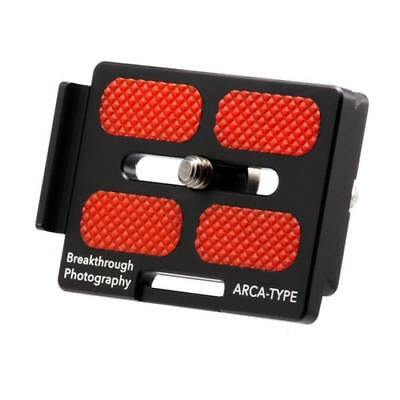 New Breakthrough Photography Universal Arca-Type Quick Release Tripod Plate