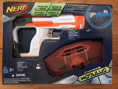 NERF N-STRIKE MODULUS Strike and Defend Upgrade Kit by Hasbro NEW