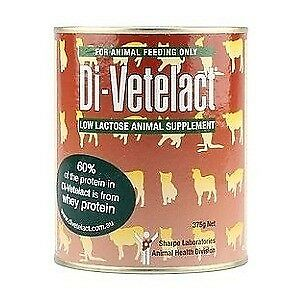 Di Vetelact Powder Milk Replacer For Dog & Cat 900g or 5kg