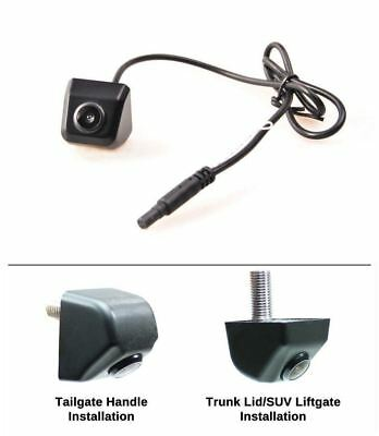 Backup Rear View Camera on Tailgate Handle for Chevrolet Silverado Dodge Ram NEW