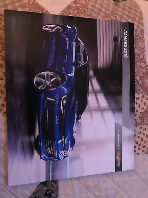 2018 CHEVY CAMARO Brochure