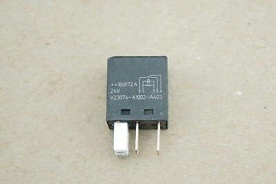 (1) New Te Connectivity V23074A1002A403 Power Relay Spdt 24vdc 120a Plug In