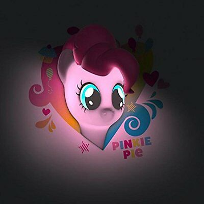 My Little Pony 3d Light Pinkie Pie – Lampada da parete luce d' (d8u)
