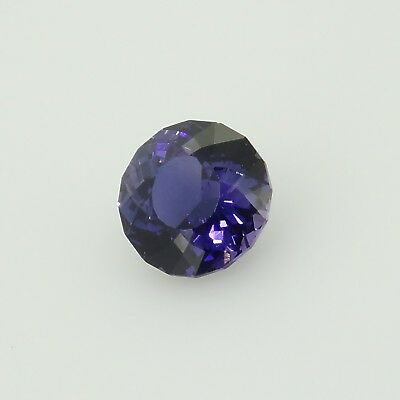 custom cut blue sapphire unheated Sri Lanka  0.62ct Genuine Loose Gemstones
