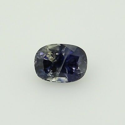cushion cut untreated blue sapphire Sri Lanka 1.14ct Genuine Loose Gemstones