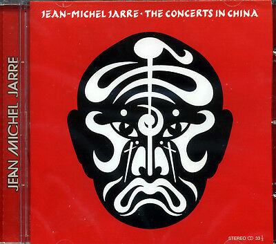 Jean-Michel JARRE - The Concerts In China  CD - NEW & SEALED