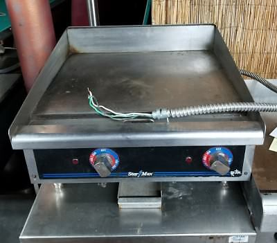 "Star Max Grill Griddle Electric 24"" - Send Offer!"