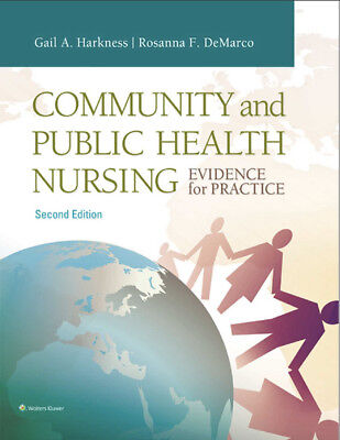 (EBOOK PDF) Community and Public Health Nursing : Evidence for Practice by Gail
