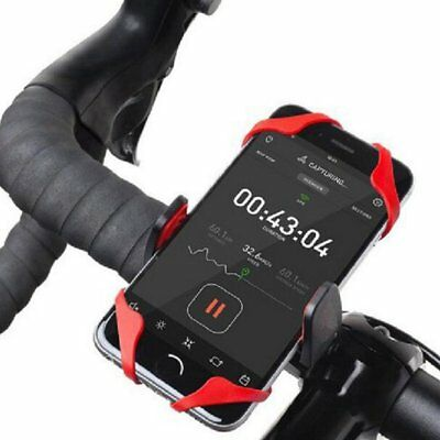 Bicycle Phone Holder Bracket Bike Handlebar Mount for Cell Phone GPS