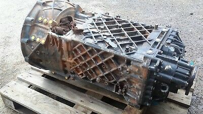 ZF MANUAL GEARBOX 16S 151 16 Speed ZF16S fits daf renault foden sold as seen