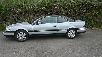 ROVER 825 STERLING COUPE ONLY 89K AUTO 1998 RARE CLASSIC £1995ono