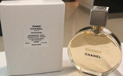 CHANEL chance eau de parfum donna vapo spray 100 ml