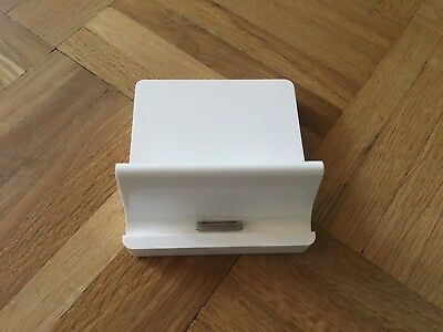 Ipod Touch  iPhone Docking Station Dock Weiß Apple