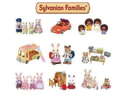 Over 20 Sylvanian Families Figures And Furniture Sets Combined Postage On Items