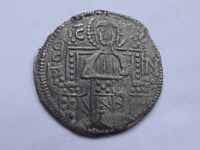 one  Byzantine Silver  coin     F  15