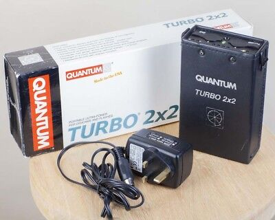 Quantum Turbo 2x2 Battery Power Pack