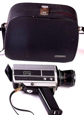 Vintage movie camera Kobana HDL-817 Macro Super 8 - 1960s Very Rare Collectible