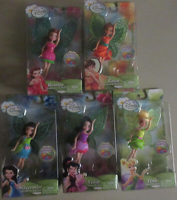 Fruit Collection of Tinkerbell set of 5