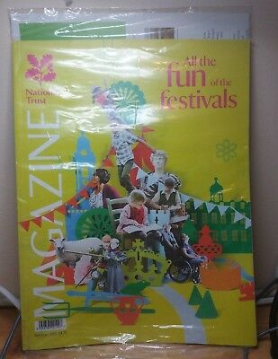 National Trust Magazine - Summer 2017 - All the fun of the Festivals