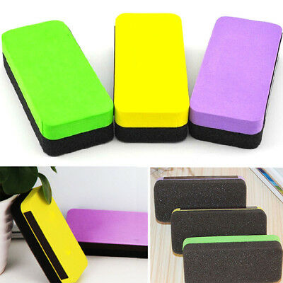 Board  Erasers Dry-Wipe Marker Cleaner Drawing Draft Eraser Whiteboard Cleaner