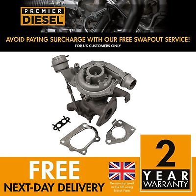 Renault Master III 2.3 dCi 125 795637  92 Kw 	 125 HP Turbocharger + Gaskets