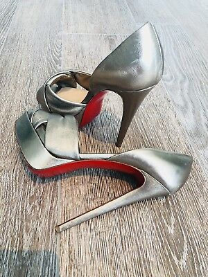 3c6827a69790 ... discount code for christian louboutin volpi leder pumps gr. 39 87b10  263a6