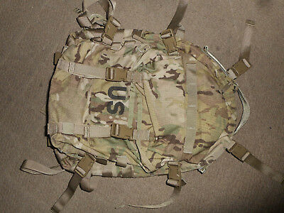 USGI US Army 3 Day Assault Pack Multi-Cam Genuine Issue-Bug Out Bag