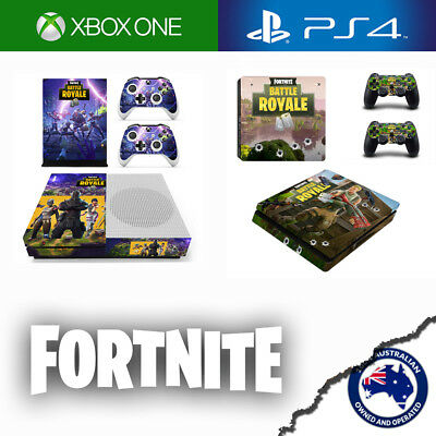 Fortnite Skins - Sticker Decal Skin for Playstation 4 / PS4 for Xbox One Console