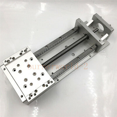 300mm Heavy Load X Y Z Axis Sliding Table Cross Slide SFU1605 Ballscrew CNC DIY