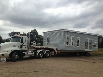 Transportable, Prefab home,Granny Flat, Holiday cabin Lock Up Stage