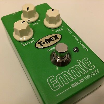 T-Rex Emmie DELAY AND BOOST