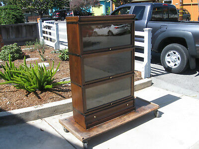 Antique American Stacking Bookcase