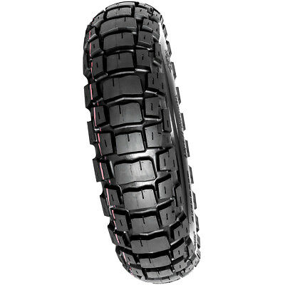 Motoz NEW 130/80-17 Dual Sport Motorcycle Tractionator Adventure Rear Tyre