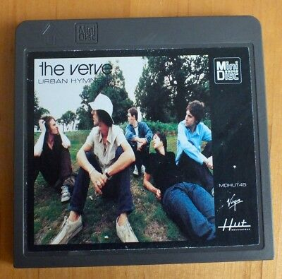 The Verve , urban hymns  : Mindisc / Made in the EU