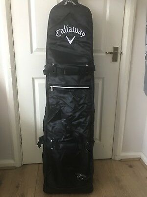 Brand New Callaway Golf Travel Bag Wheeled Ideal For Holidays