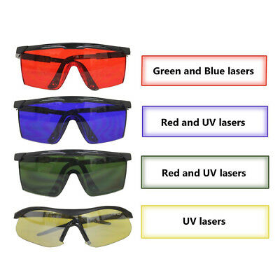 Protection Goggles Laser Safety Glasses Eye Spectacles Protective Glasses UK